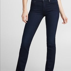 7 for all mankind Kimmie Straight Slim